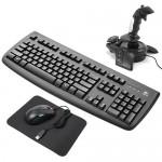 Клавіатури, миші, джойстики, килимки