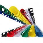 Пружини для біндерів пластикові