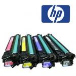 HP лазерні кольорові