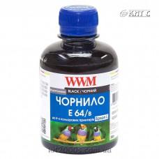 Чорнило Epson T664 WWM 200 г black (E64/B)