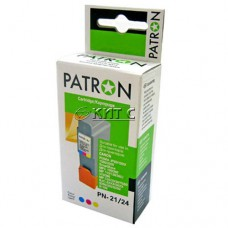 Картридж Canon BCI-24 (PN-21/24), PATRON, color