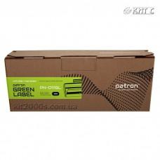 Картридж Samsung MLT-D111S/SEE PATRON GREEN Label (PN-D111GL), black