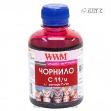 Чорнило Canon CLI-521, WWM, 200г., magenta, (C11/M)