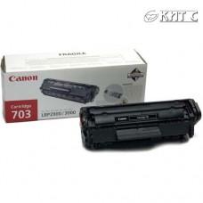 Заправка картриджа Canon Cartridge 703/ 303/ 103 для LBP-2900/3000