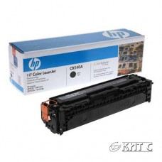 Заправка картриджа HP CLJ CP1215 (CB540A), black