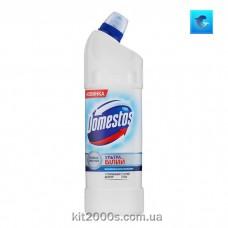 Засіб для чистки унітазів Domestos Ультра білий 1л