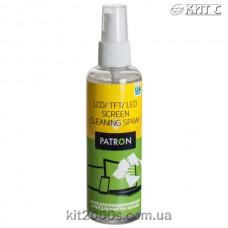Спрей для очищення екранів, PATRON (100 мл.) (F3-008)