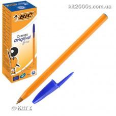Ручка кулькова BIC ORANGE синя