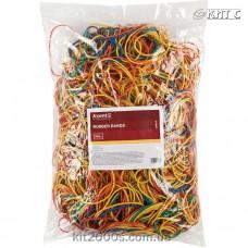Резинки для упаковки грошей 1000г Delta D4623 d60мм