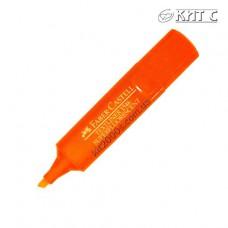 Маркер текстовий Faber-Castell Textliner 1546 Super Fluorescent помаранчевий