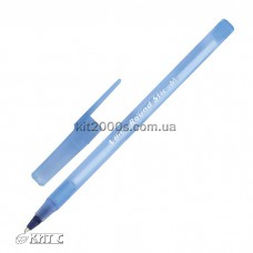 Ручка кулькова BIC ROUND STICK M синя