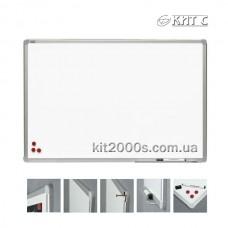 Дошка для маркера сух/маг настінна 45x60см C- line (полка+маркер+3 магнита)