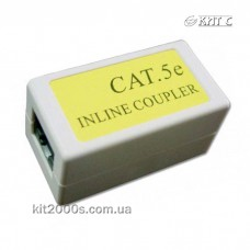 З'єднувач мережевих роз'ємів NCA-LC5E-001, CAT 5E