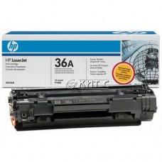 Картридж HP LJ CB436A (№ 36A)