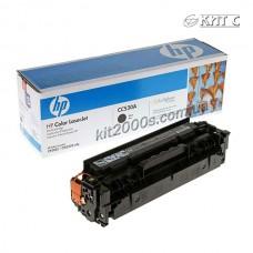 Заправка картриджа HP CLJ CP2025 (CС530A), black