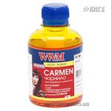 Чорнило Canon Universal CARMEN WWM 200г yellow (CU/Y)