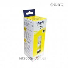 Контейнер Epson 103, (C13T00S44A), yellow