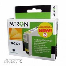 Картридж Epson T08114A (PN-0821) №3, PATRON, black