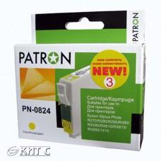 Картридж Epson T08144A (PN-0824) №3, PATRON, yellow