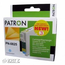 Картридж Epson T08154A (PN-0825) №3, PATRON, light cyan