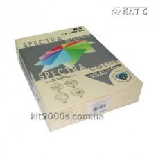 Папір кольоровий А4 80г/м2, 500 арк. Spectra Color 100 Ivory (слонова кістка)