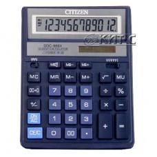 Калькулятор CITIZEN SDC-888XBL синій