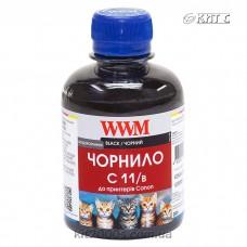 Чорнило Canon CLI-521, WWM, 200 г., black, (C11/B)