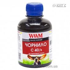 Чорнило Canon PGI-5/ PG-40, WWM, 200 г., black, (C40/B)