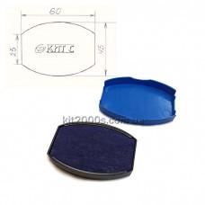 Подушка змінна штемпельна Trodat для 44055 синя