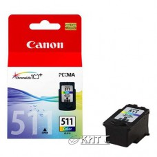 Картридж Canon CL-511 (2972B007), color