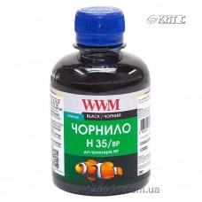 Чорнила HP №21/ №121/ №129/ №130/ №131/ №132/ №140 (200gr,WWM), H35/BP черные