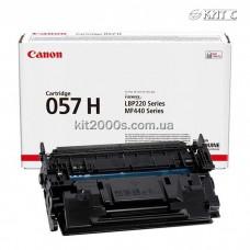 Заправка картриджа Canon Cartridge 057H для LBP220/ MF440 Series