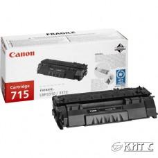 Заправка картриджа Canon Cartridge 715 для LBP-3310/ 3370