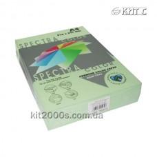Папір кольоровий А4 80г/м2, 500 арк. Spectra Color 130 Lagoon (світло зелений)