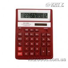 Калькулятор CITIZEN SDC-888XRD бордовий