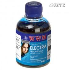 Чорнило Epson Stylus Universal ELECTRA, WWM, 200г., cyan, (EU/C)