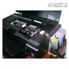 Установка СБПЧ на принтер Epson А4 (6-8 кольоровий)