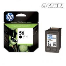 Заправка картриджа HP DJ C6656AE, (№ 56) чорний