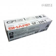 Тонер-картридж Sharp SF-226T Integral
