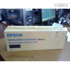 Тонер-картридж EPSON AcuLaser C900/ C1900 (S050100) Black