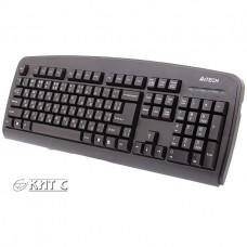 Клавіатура A4Tech KB-720-A, USB, black