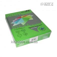 Папір кольоровий А4 80г/м2, 500 арк. Spectra Color 230 Parrot (зелений інтенсив)