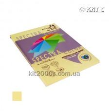 Папір кольоровий А4 80г/м2, 100 арк. Spectra Color 115 Canary (cвітло-жовтий)