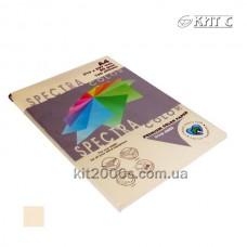 Папір кольоровий А4 80г/м2, 100 арк. Spectra Color 100 Ivory (слонова кістка)