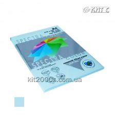 Папір кольоровий А4 80г/м2, 100 арк. Spectra Color 120 Ocean (світло-блакитний)