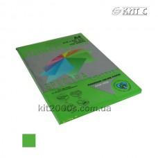 Папір кольоровий А4 80г/м2, 100 арк. Spectra Color 230 Parrot інтенсив (зелений)