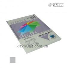Папір кольоровий А4 80г/м2, 100 арк. Spectra Color 272 Platinum інтенсив (сірий)