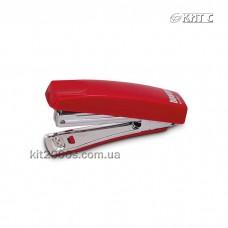 Степлер №10 ICO BOXER mini червоний