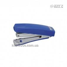Степлер №10 ICO BOXER mini синій