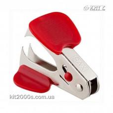 Антистеплер SAX 700 з фіксатором червоний